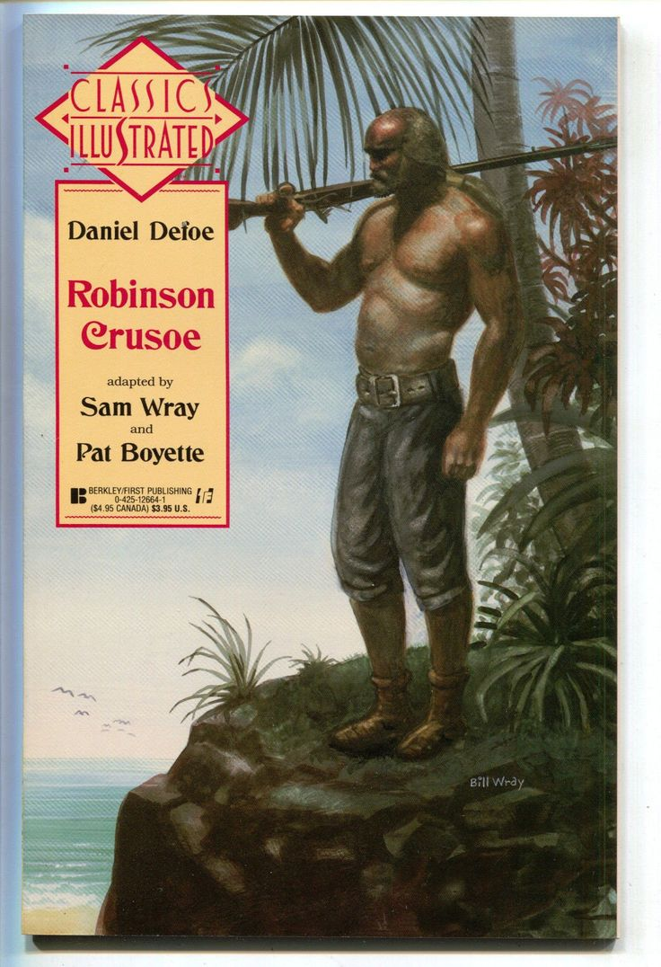 robinson crusoe essay This essay has contrasted the different ways in which friday is represented in robinson crusoe and foe specific reference has been made to intertextuality, master and response narratives, friday's physical appearance, friday's relationship to cruso(e), the significance of friday's name, his silence as well as how cruso(e) civilises him.