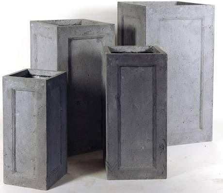 Donica ogrodowa beton akryl