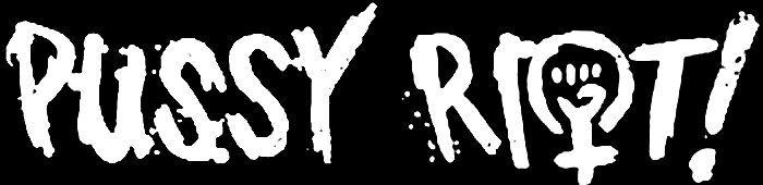 PUSSY RIOT BAND LOGO