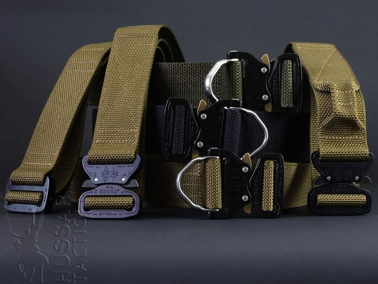 All tactical belts available at hussartactical.co.uk
