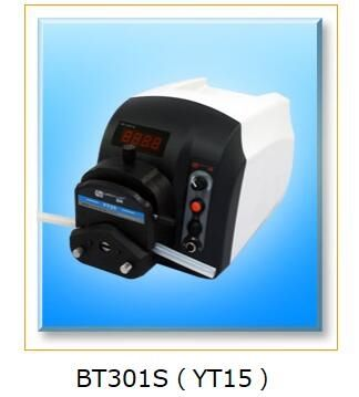 (575.00$)  Watch here  - BT301S YT15 Variable Big Flow Speed Peristaltic Pump  Fluid Water Dosing Pump 0.006-1300 ml/min