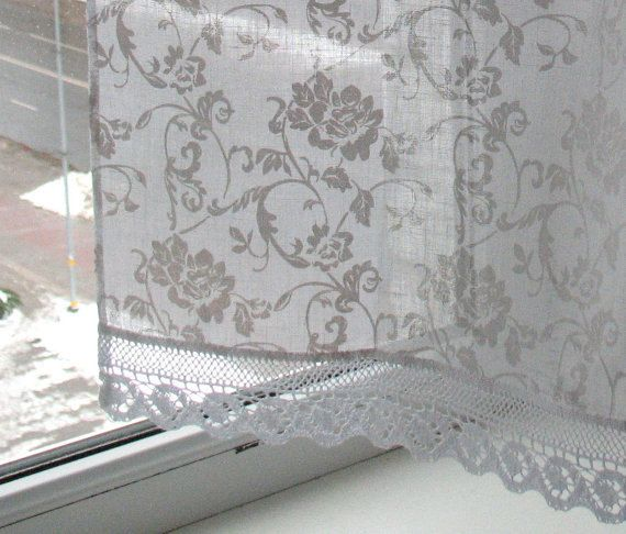 1000 Ideas About Cafe Curtains Kitchen On Pinterest: 1000+ Ideas About Burlap Curtains On Pinterest