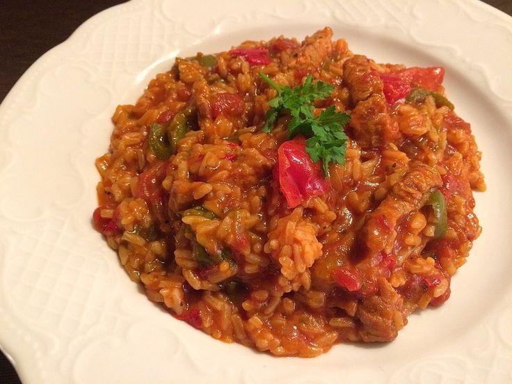 Serbisches Reisfleisch im Schnellkochtopf, ein sehr leckeres Rezept aus der Kategorie Eintopf. Bewertungen: 64. Durchschnitt: Ø 4,6.