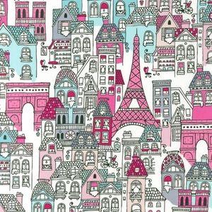 Brejer - Mon Amie - Paris in Blush
