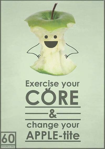 Let's go Core! gym humor, funny, LOL, jokes, fitness
