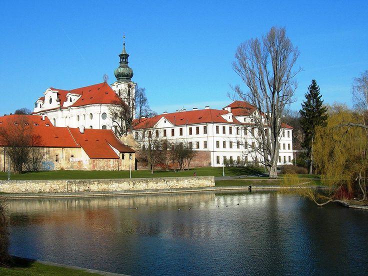 Břevnov Monastery (Czech: Břevnovský klášter, German: Stift Breunau) is a Benedictine archabbey in the Břevnov district of Prague, Czech Republic.