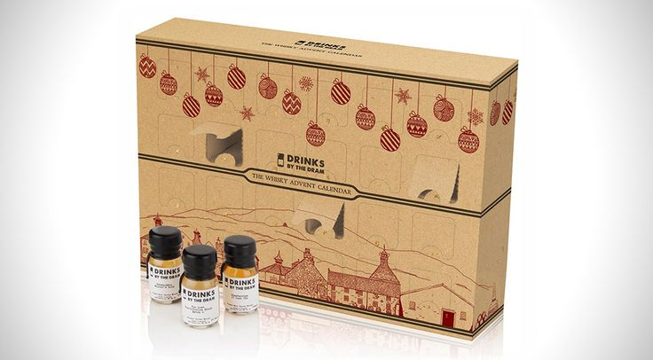 2015 Whisky Advent Calendar. Gee if i don't know the perfect person for this!