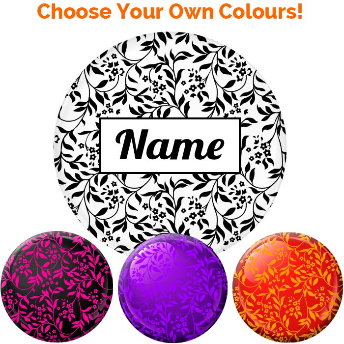 Name Badge - Create Your Own #026 - 75mm