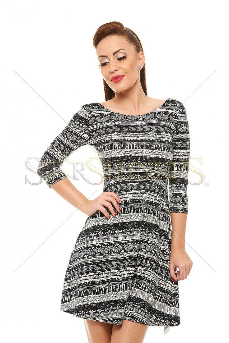 Lady Effect Black Dress