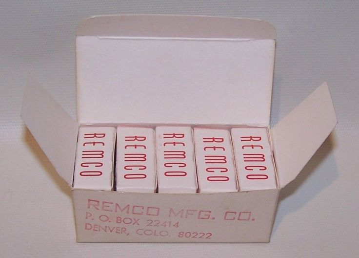 New Carton Of 10 Remco 1/4-32 Spark Plug For Model Airplane-Tether Car Engine | eBay