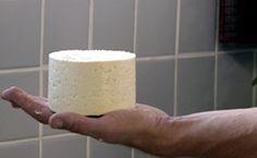 Anote o modo de fazer este queijo, receita de Rodrigo Hilbert.
