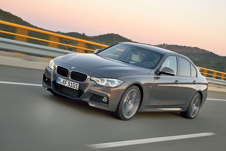 New BMW 3-series facelift (2015) revealed by CAR Magazine