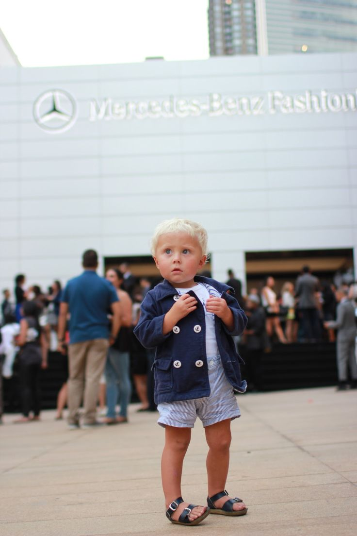 Hudson at NYC Fashion Week2013