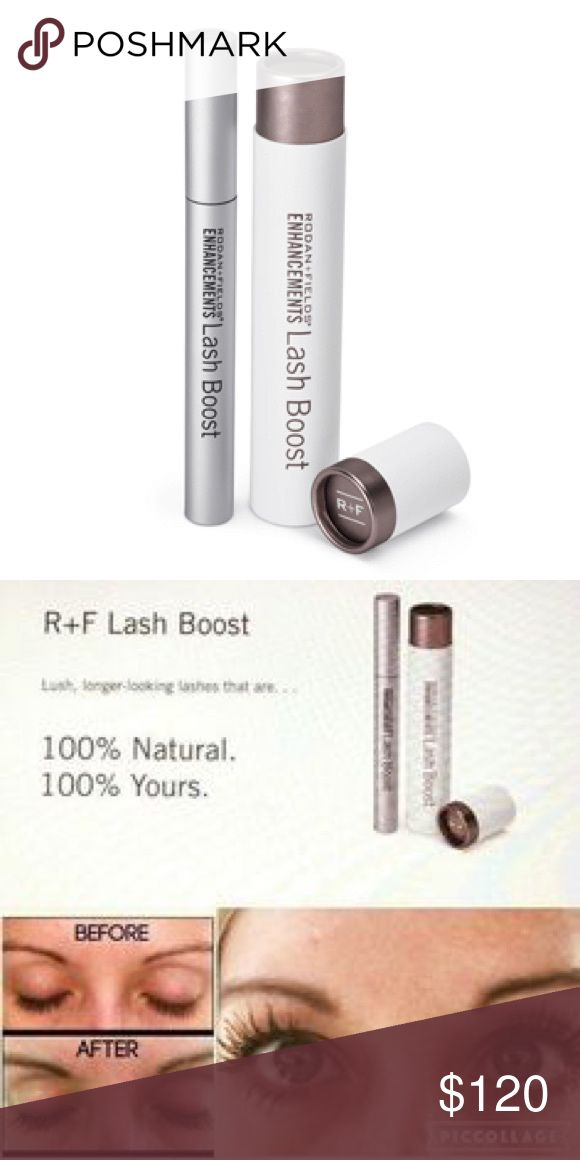 Rodan and Fields Lash Boost Serum that creates longer, thicker, darker lashes.  You can also use on your eyebrows.  30-60 day supply depending on if you also do your brows.  Firm on price. Rodan and Fields Other
