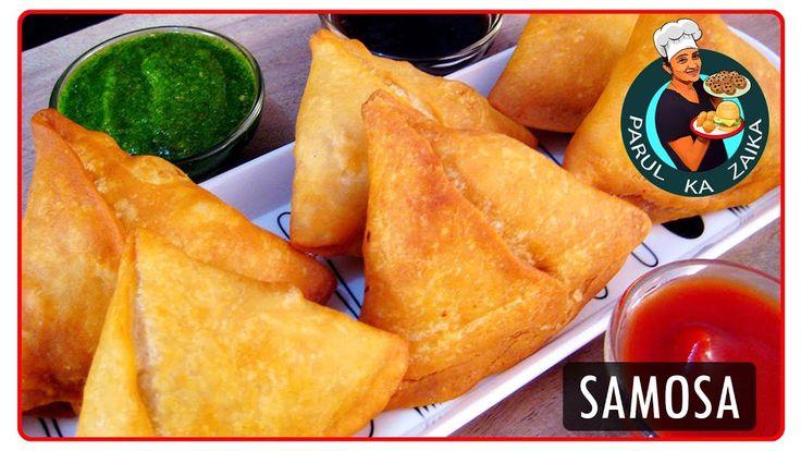 समोसे बनाने का आसान तरीका || Samosa Recipe In Hindi || घर पर खस्ता समोसे...