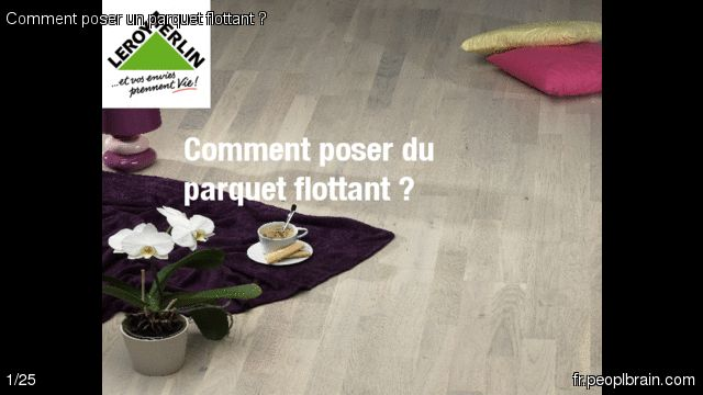 les 25 meilleures id es concernant pose parquet flottant sur pinterest pose plancher flottant. Black Bedroom Furniture Sets. Home Design Ideas
