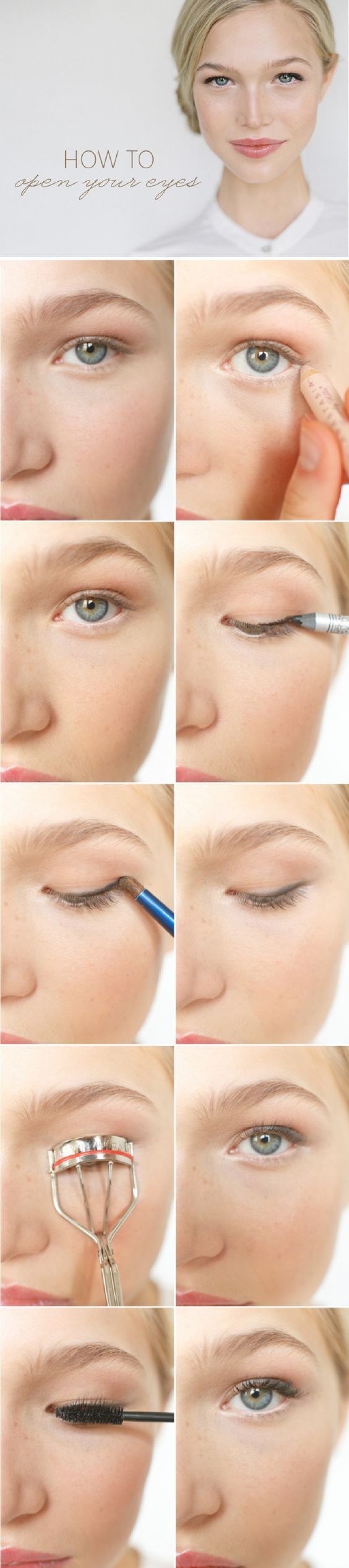 How To Open Your Eyes with 3 Products or Less