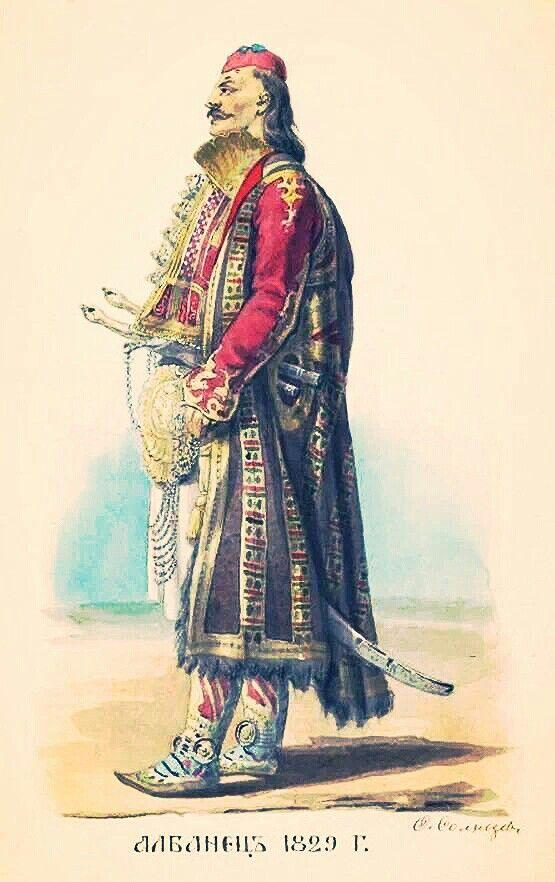 The albanian
