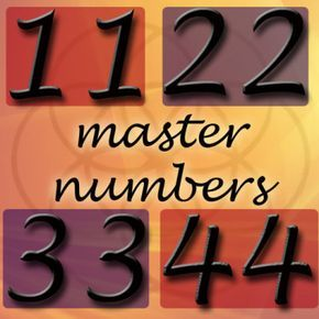 Master Numbers, what do they really mean? - Andrew Hawkes