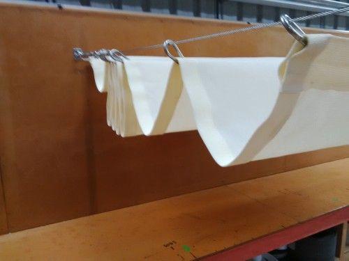 Wave Shades (Retractable Shades) Custom Size/Commercial | Shade Sails LLC