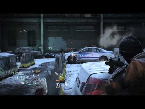 This thing looks insane!!!! Tom Clancy's The Division - E3 Gameplay reveal [EUROPE]
