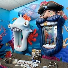 Office Decor For Pediatric Dental Practice Cool Dental