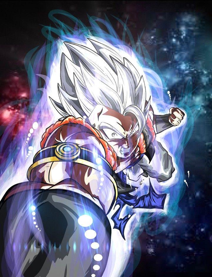 Gogeta Ultra Instinct Mastered Dragon Ball Super Anime Dragon Ball Super Dragon Ball Super Art Anime Dragon Ball