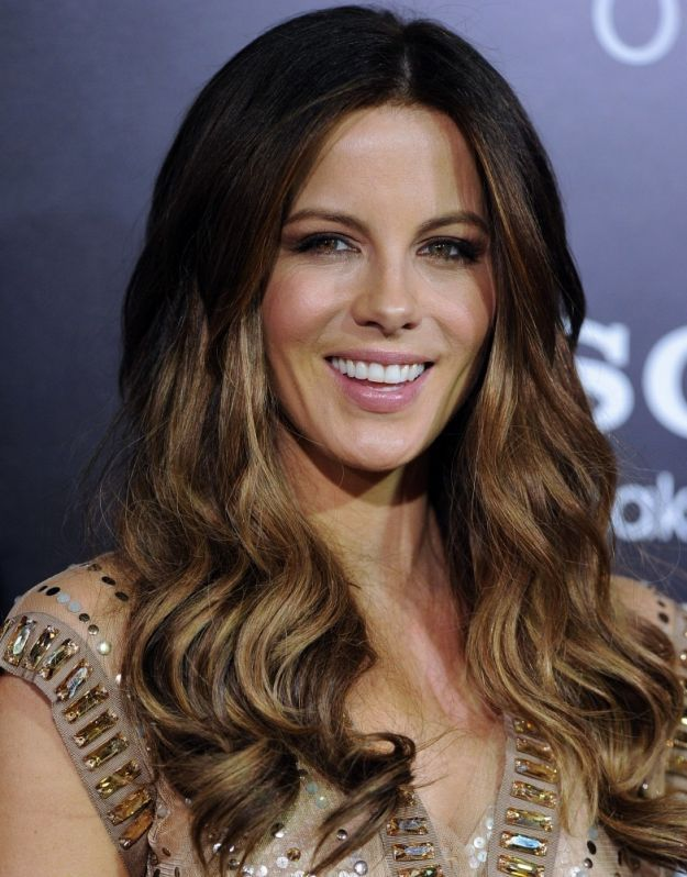 Горизонтальное брондирование на темные волосы ::: onelady.ru ::: #hair #hairs #hairstyle #hairstyles