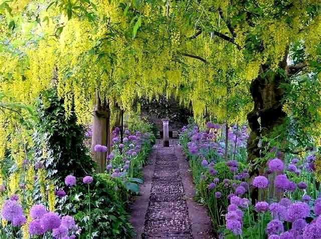 英国庭園散歩*コッツウォルズ地方*バーンズリー・ハウス・ガーデン*宇藤カザン