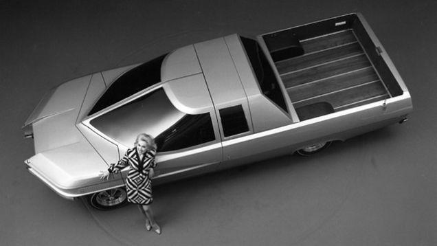 1966 Ford Ranger II Concept