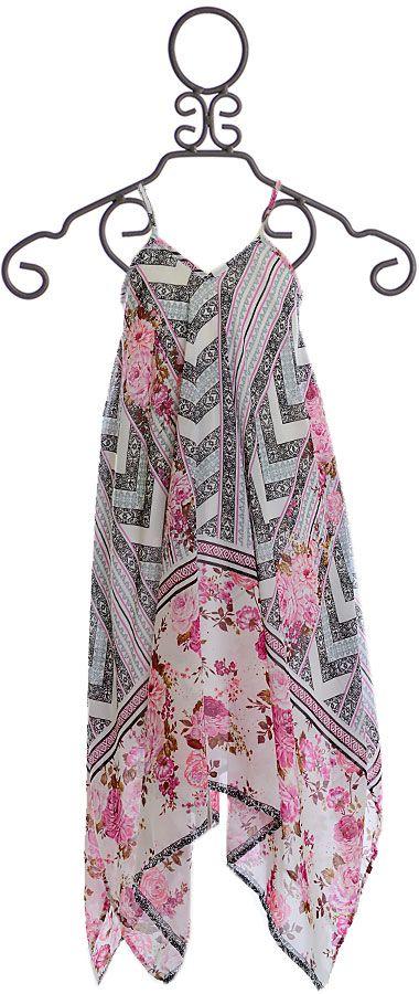 Tru Luv Girls Summer Dress (67810)