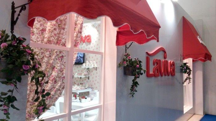 Laviva Home- Zuchex2015 İstanbul Exhibition stand.