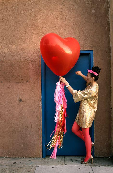 geronimo balloon #balloons