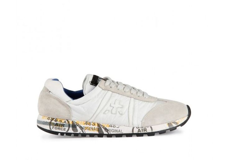 Sneaker Uomo Premiata white Lucyw 206e spring summer 45 45 45