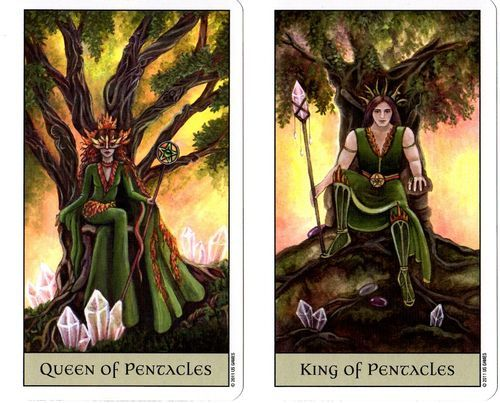 king and queen of swords relationship