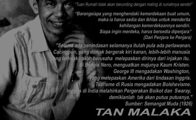 Tan Malaka Quote
