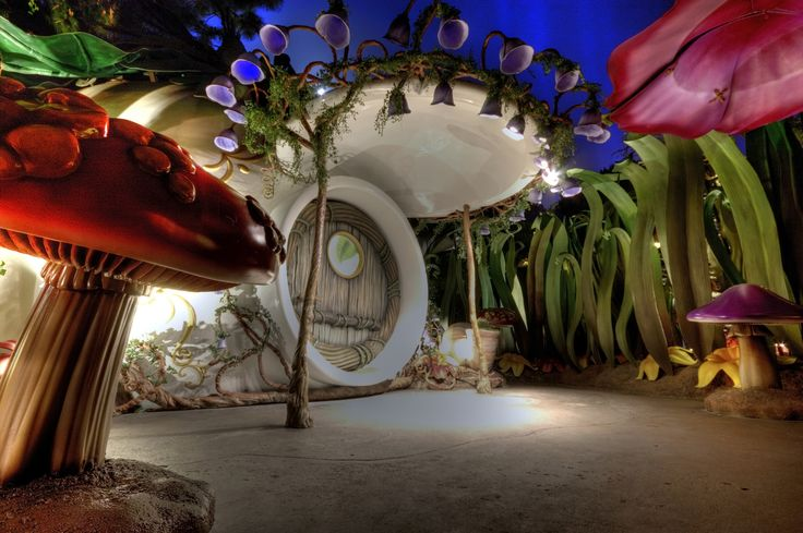 Pixie Hollow. | by chris.alcoran
