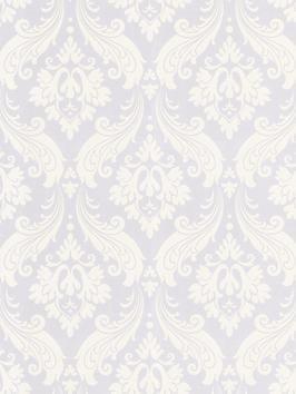 Kelly Hoppen Vintage Flock - White | very.co.uk