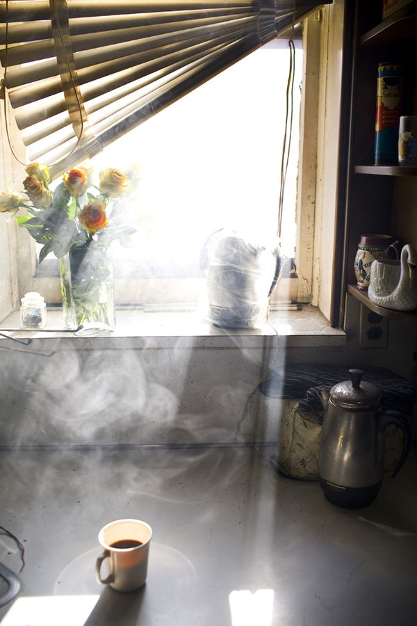 Morning coffee :)