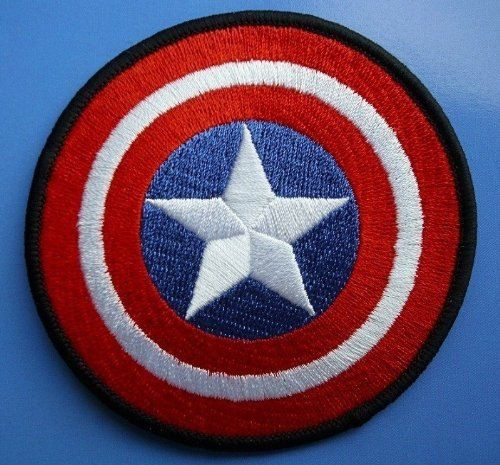 Hey, I found this really awesome Etsy listing at https://www.etsy.com/listing/176134326/captain-america-marvel-comics-shield