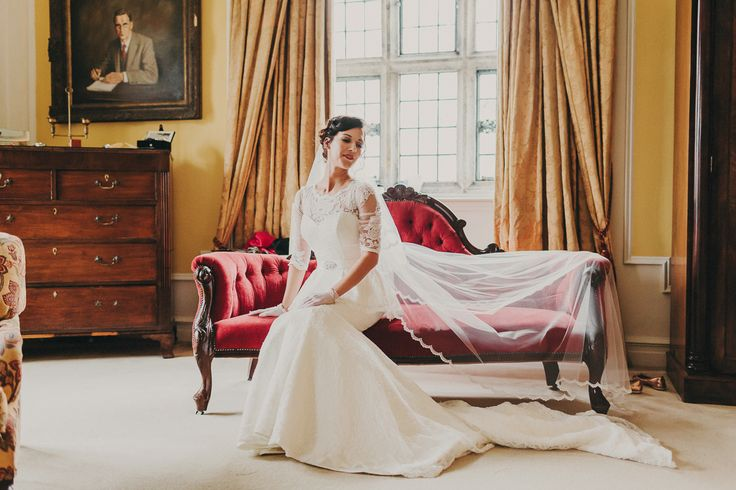 One of our beautiful recent brides Milena looking stunning in the Presidential Suite