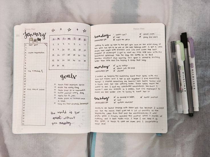 """gaystudyblr: """"3/1/2017 • After a month of not bullet journaling, I have finally picked it back with inspiration from @studyrose to do my yearly spread and the rest just flowed. I wish you all a happy..."""