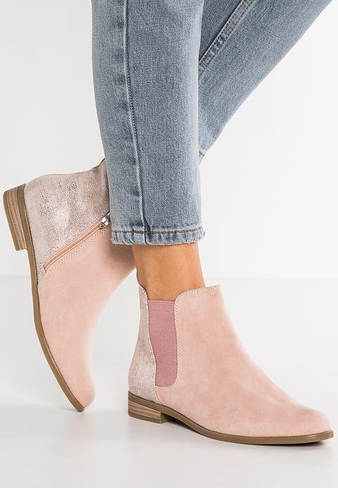Tamaris Ankle Boot Rose Zalando De Schuhe Tamaris Ankle Boots Ankle Boots