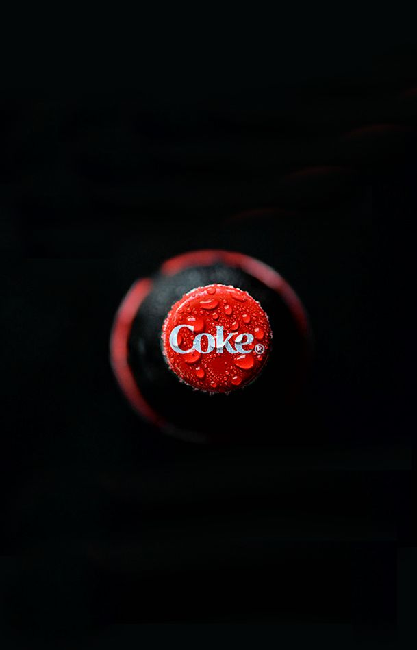A good, cold Coke - the kind that comes in a glass bottle - is a delicious treat... I'm gonna put up my feet, watch an old movie, and have a Coke, with my favorite cat at my side.