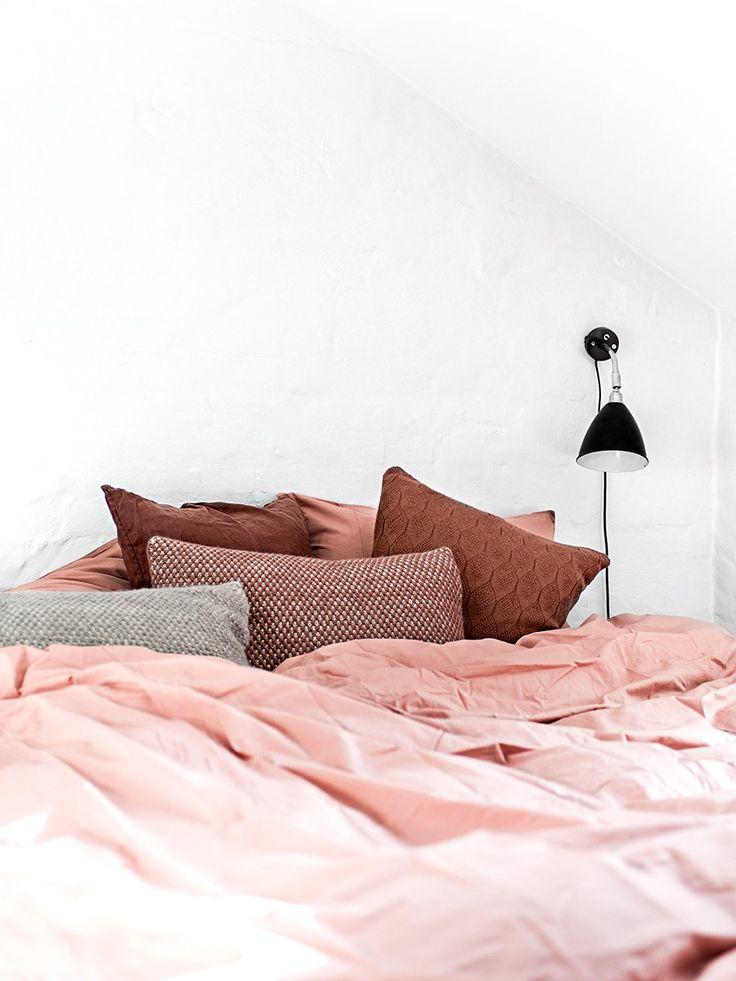Inside a Copenhagen Home With Sensational Colors via @MyDomaine