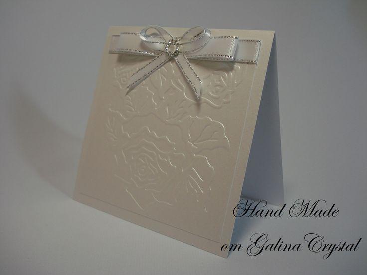 Свадебные аксессуары ручной работы. Новая коллекция: свадебные приглашения с тиснением и пряжками..