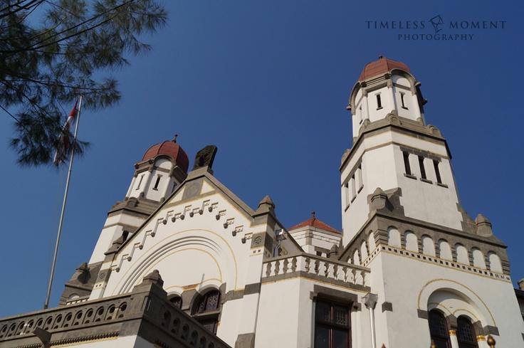 Lawang Sewu - Semarang, Central Java, Indonesia