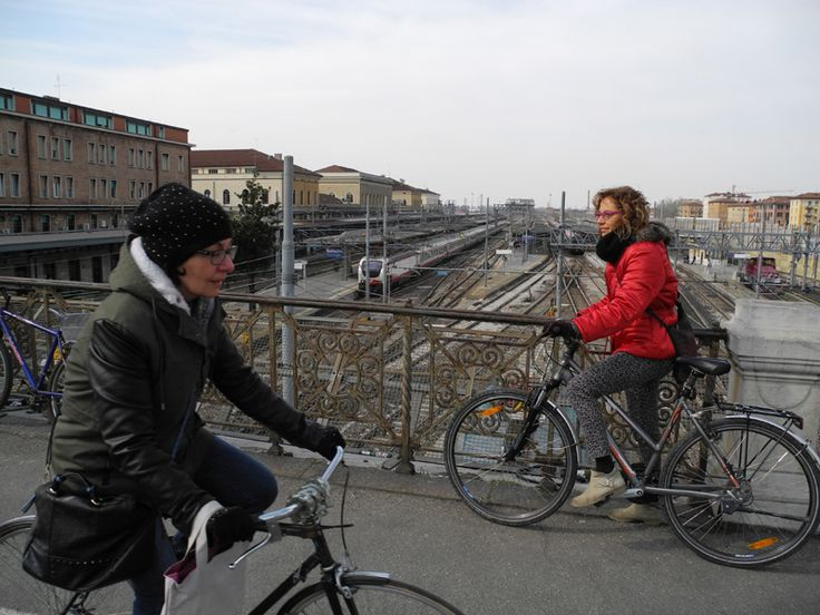 Amazing Italy » BOLOGNA BY BIKE