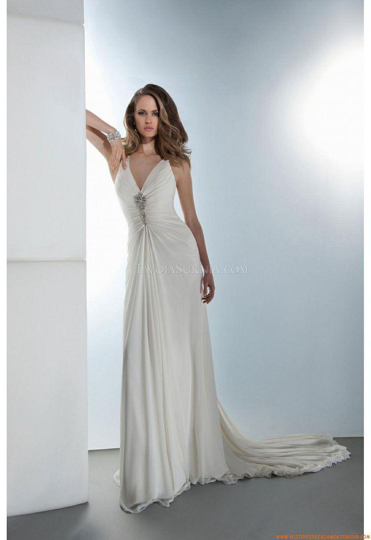 Mejores 35 imágenes de trajes de novia en Pinterest | Traje de novio ...