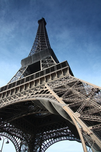 Yet another Eiffel tower